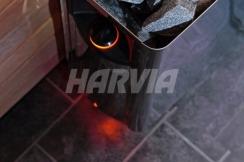 Електрокам'янка Harvia The Wall SW80. Фото 4