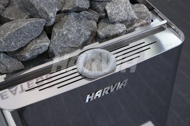 Електрокам'янка Harvia The Wall Combi SW70SA. Фото 2
