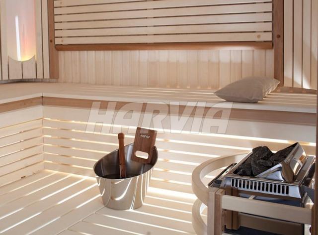 Электрокаменка Harvia Topclass Combi KV80SEA. Фото 2