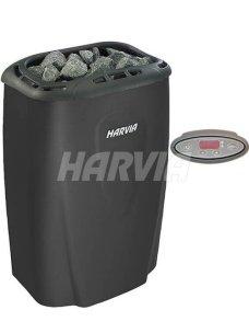Электрокаменка Harvia Moderna V45E Black