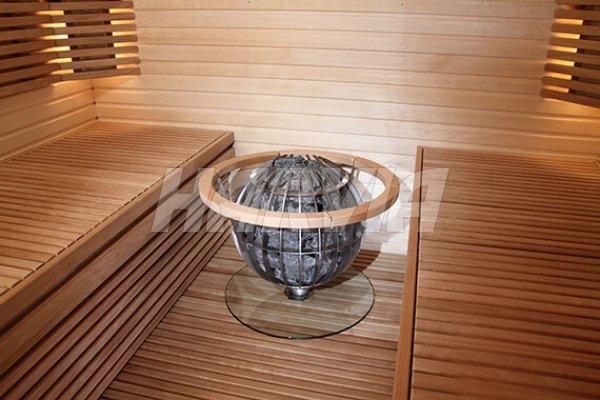 Електрокам'янка Harvia Globe GL70E. Фото 4