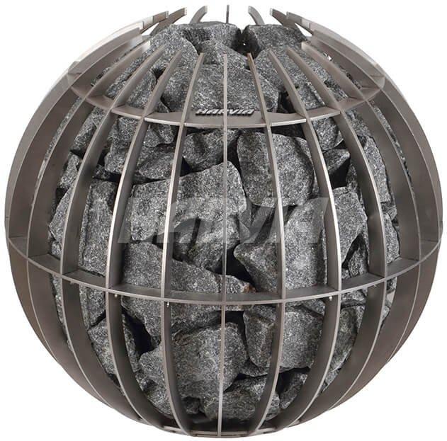 Електрокам'янка Harvia Globe GL70E. Фото 2