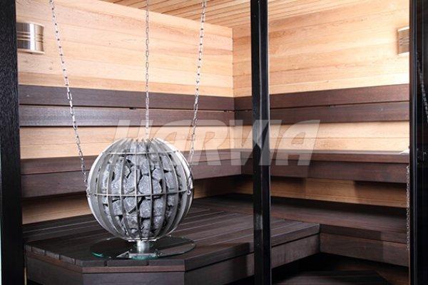 Електрокам'янка Harvia Globe GL70E. Фото 6