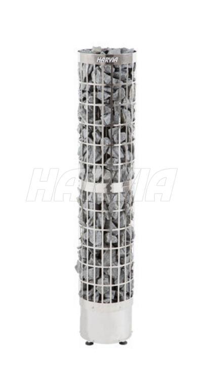 Электрокаменка Harvia Cilindro PC66E Steel