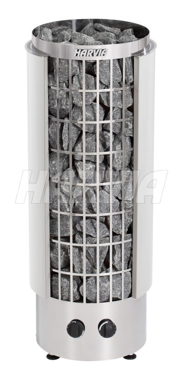 Электрокаменка Harvia Cilindro PC70VH White