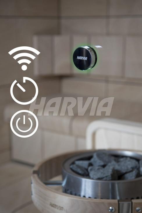 Електрокам'янка Harvia Cilindro Plus Spot PP70SP. Фото 2