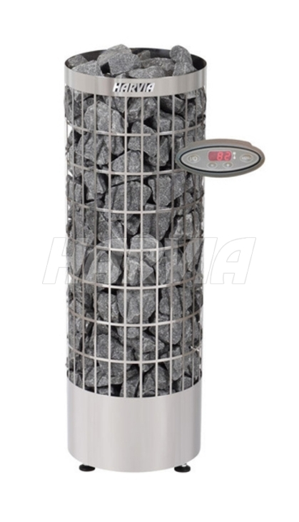 Электрокаменка Harvia Cilindro PC90EE Steel