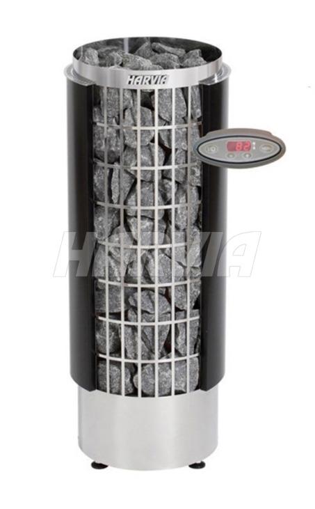 Электрокаменка Harvia Cilindro PC90HEE Black