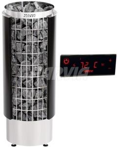 Електрокам'янка Harvia Cilindro PC110HEE Black