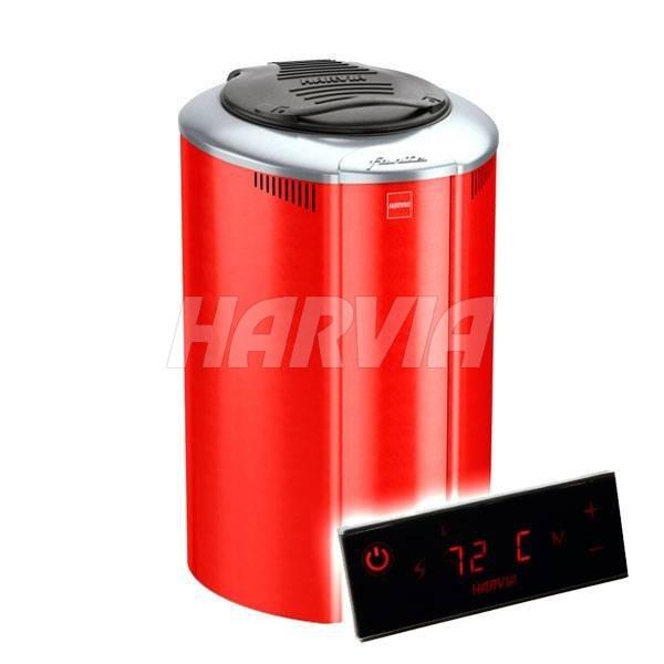 Электрокаменка Harvia Forte AFB4 Red. Фото 3