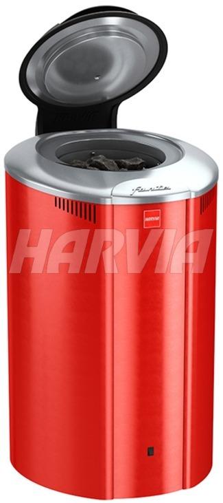 Электрокаменка Harvia Forte AFB4 Red. Фото 2