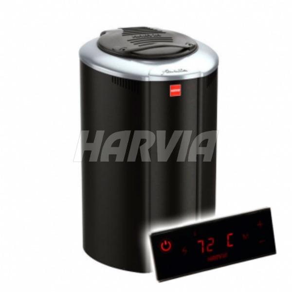 Электрокаменка Harvia Forte AFB6 Black. Фото 2