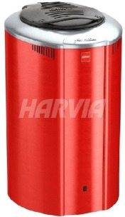 Електрокам'янка Harvia Forte AFB9 Red