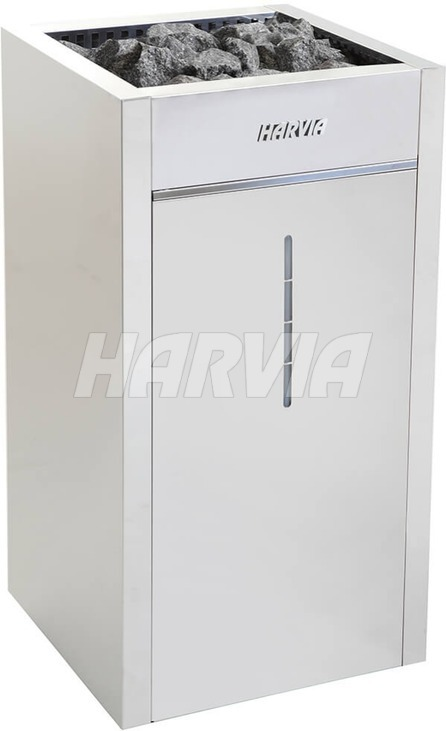 Електрокам'янка Harvia Virta Combi HLS90S Steel