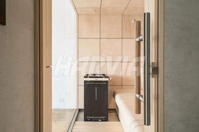 Электрокаменка Harvia Virta Combi HL90SA Black. Фото 4