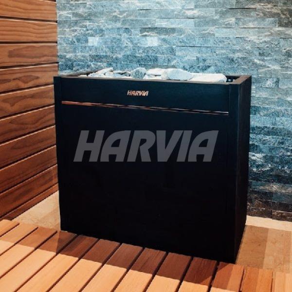 Електрокам'янка Harvia Virta Pro HL160 Black. Фото 3