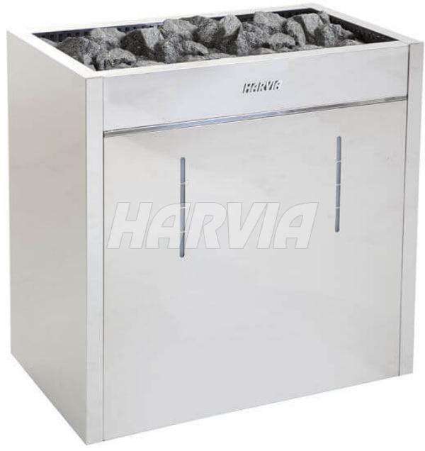 Электрокаменка Harvia Virta Pro Combi HLS135SA Steel