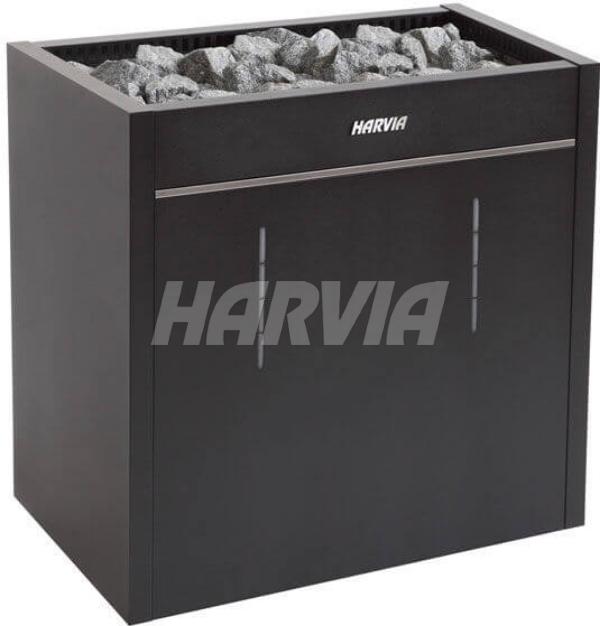 Електрокам'янка Harvia Virta Pro Combi HL220SA Black