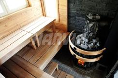 Печь дровяная Harvia Legend 240. Фото 2