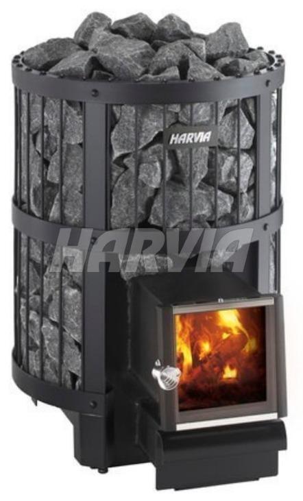 Печь дровяная Harvia Legend 240 SL