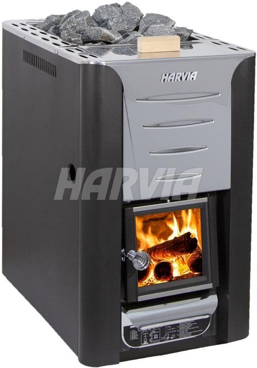 Піч дров'яна Harvia 20 Pro ES