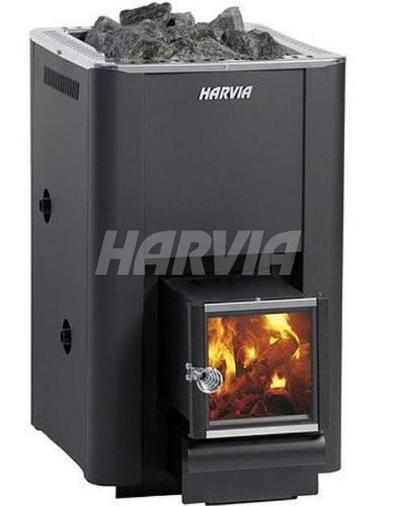 Піч дров'яна Harvia 20 SL Boiler