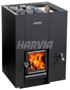 Печь дровяная Harvia Linear 22 RS
