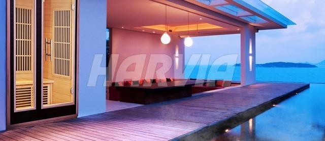 Інфрачервона кабіна Harvia Radiant SGC1210BR. Фото 3