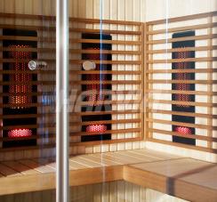 Інфрачервона кабіна Harvia Rondium SG2015KL. Фото 2
