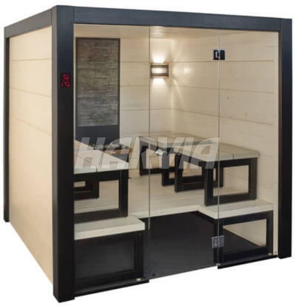 Готова сауна Harvia Solide Indoor S2125LD