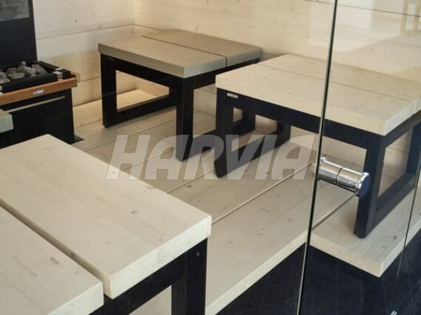 Готова сауна Harvia Solide Indoor S2125LD. Фото 2
