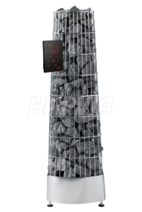 Электрокаменка Harvia Kivi PI90XE Steel