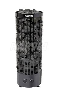Електрокам'янка Harvia Cilindro PC90 Black Steel