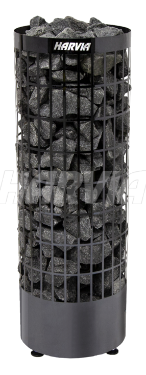 Электрокаменка Harvia Cilindro PC70E Black Steel