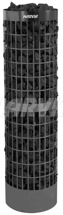 Электрокаменка Harvia Cilindro Pro PC100E/135E Black Steel