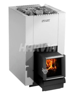 Печь дровяная Harvia 16 SL Steel